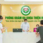 Dịch vụ khám chữa bệnh tại phòng khám đa khoa Thiện Hòa hà nội