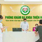 Phòng khám nam khoa uy tín ở hà nội